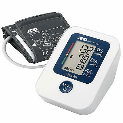 A&D Medical UA651SL Semi Large Cuff Blood Pressure Monitor Brand New