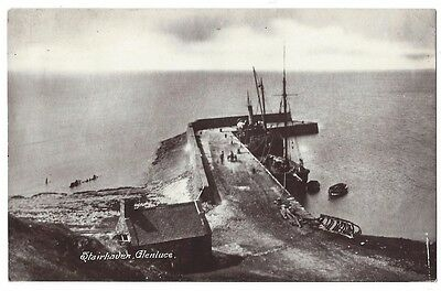 STAIRHAVEN Glenluce, RP Postcard by Henry Postally Used 1913, Auchenmalg p/m