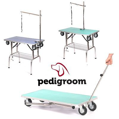Pedigroom chien animal de compagnie toilettage de chat mobile portable