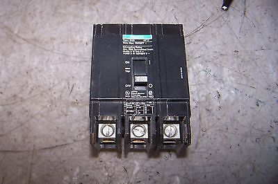 Siemens 45 Amp Circuit Breaker 480Y/277 Vac 3 Pole Bolt-In Bqd345