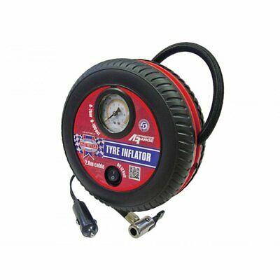 Faithfull Tyre Inflator 12v Low Volume