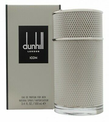 Dunhill London Icon Eau De Parfum 100Ml Spray - Men's For Him. New