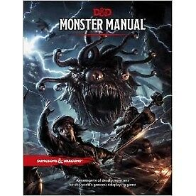Dungeons & Dragons Monster Manual