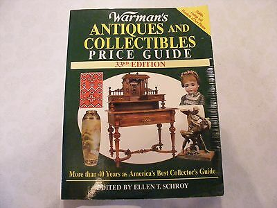 Warman's Antiques And Collectibles Price Guide 33Rd Edition