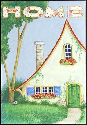 Mary Engelbreit Greeting Card - Congratulations, New Home