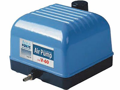 Air Pump  V-60 / MK-60  Membrankompressor 3.600l/h