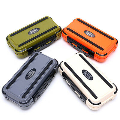 Fishing Tackle Box Compartments Fish Lure Line Hook Fishing Tackle Fishing Box