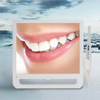 17 Inch HTC Screen Monitor +Dental Intra Oral Camera +WIFI +Arm Sweeping QR Code