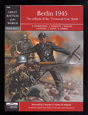 23933/ Squadron - Great Battles of the World - Berlin 1945 - TOPP BUCH