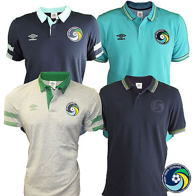 Umbro New York Cosmos Polo Shirts Football Mens New
