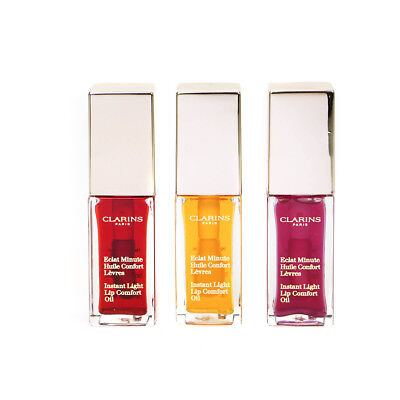 Clarins Lip Gloss Comfort Oil Collection Gift Set