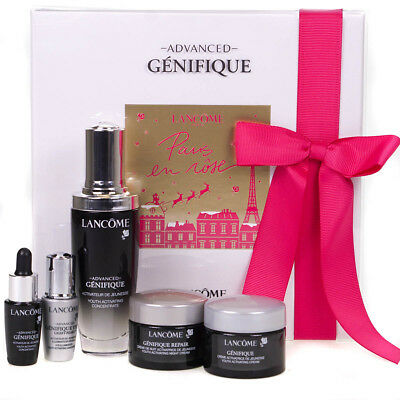 Lancome Advanced Genifique 50ml Youth Activating Anti Aging Skincare Gift Set
