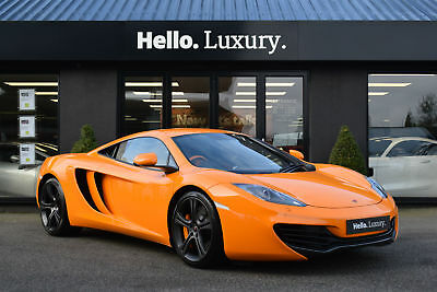 McLaren MP4-12C Coupe **ONLY 2,000 MILES**