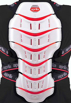 Tryonic Back Protector Protection CE Level 2 Aprilia Body Armour Motorbike SALE