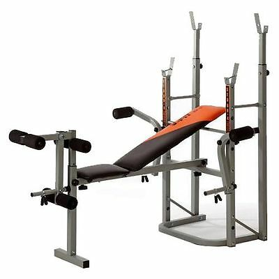 V-Fit STB/09-4 Folding Weight Bench