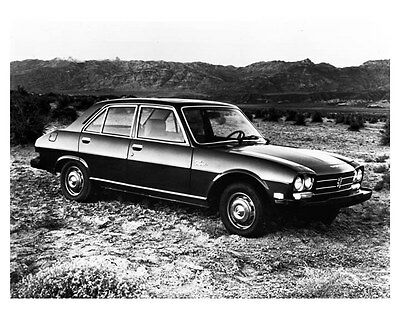 1979 Peugeot 504 SL Sedan ORIGINAL Factory Photo oub4857