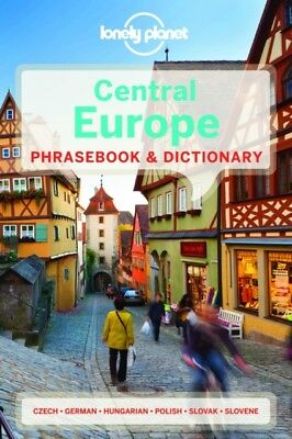 Lonely Planet Central Europe Phrasebook & Dictionary (Lonely Plan...