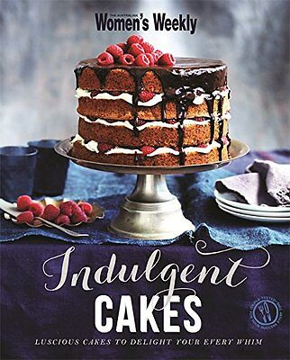 Indulgent Cakes (The Australian Women's Weekly), Australian Women's Weekly, Very
