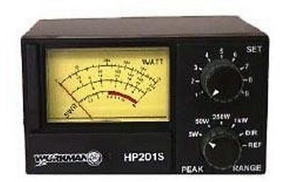 Workman HP201S 1000 Watt SWR/Watt Meter FASTEST SHIPPING