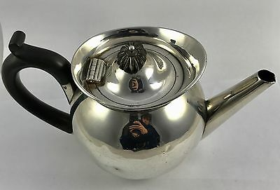 London Silver Tea Pot 1874 By Daniel & Charles Houle
