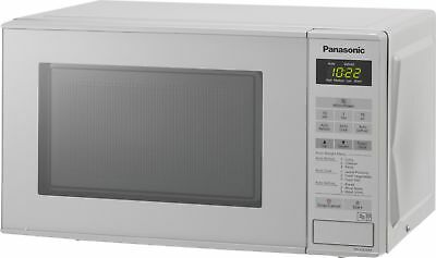 Panasonic 20L Silver Touch Control Microwave. From the Argos Shop on ebay
