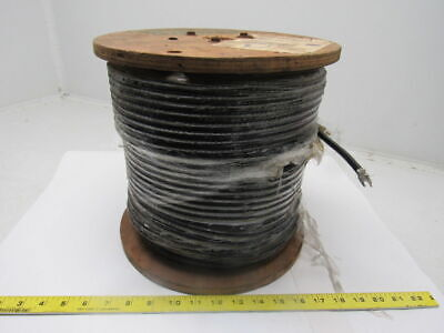 General Cable/Carol C8000.38.01 Twinaxial Cable 500' Spool 2 Conductor Shielded