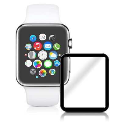 kwmobile  REAL GLASS PROTECTIVE FILM FOR APPLE WATCH 42MM (SERIES 1 SERIES 2)
