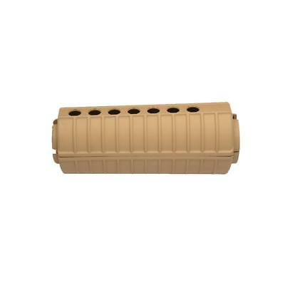 Jg Works Airsoft Front Handguard Coyote 7 Hole