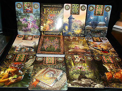Sealed & Brand New! Fairy Lenormand Card & Book Oracle Colorful Fantasy Faery
