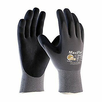 Maxiflex ATG 34-874/XL Extra Large Work Gloves, 12-Pack