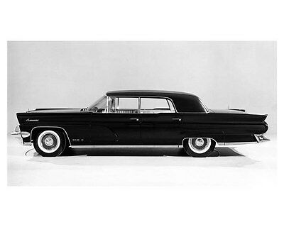 1959 Lincoln Continental ORIGINAL Factory Photo oub5220