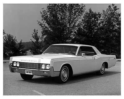 1967 Lincoln Continental ORIGINAL Factory Photo oub5234