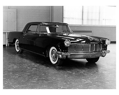 1956 Lincoln Continental Mark II ORIGINAL Factory Photo oub5269