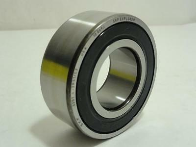157676 New-No Box, SKF 3207 A-2RS1/C3 Angular Contact Bearing, 35mm ID, 72mm OD