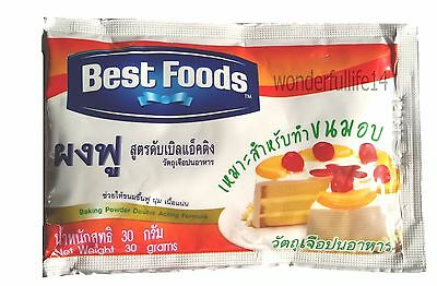 Best Foods Baking Powder Double Acting Formula(Food additive) From Thailand