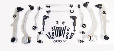 For Audi A6 1997-2005 Front Suspension Track Control Arm Wishbones Kit