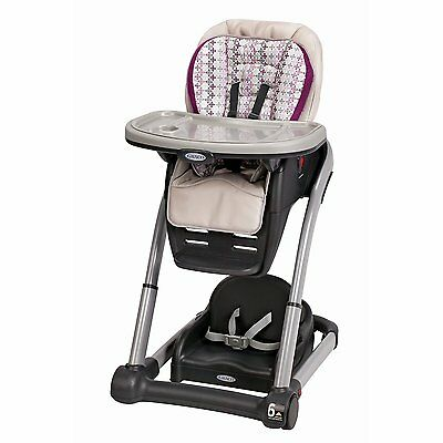 Graco Blossom Convertible 4-in-1 Highchair Seating System - Nyssa | 1927621
