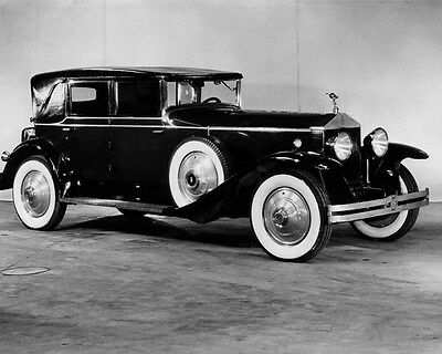 1930 Rolls Royce ORIGINAL Factory Photo oua8940