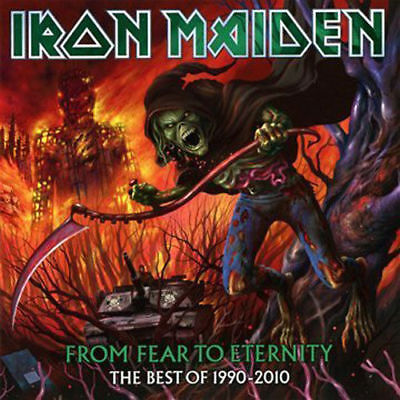 Iron Maiden - From Fear To Eternity The Best Of  NEW CD