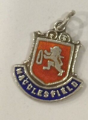 Jewelry & Watches Fine Jewelry Latest Collection Of Teesdale Vintage Sterling Silver And Enamel Travel Charm