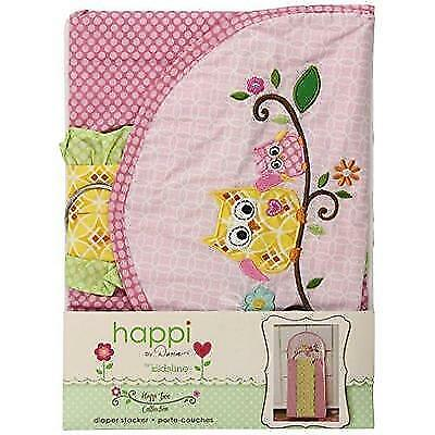 Dena Diaper Stacker, Happi Tree (Discontinued by Manufacturer) New