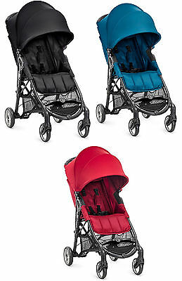 Baby Jogger City Mini ZIP Lightweight Compact Fold Stroller 3 COLOR CHOICE