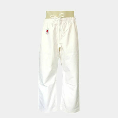 Martial Art pants medium weight 12oz canvas gI pants sizes 4/170 to 7/200