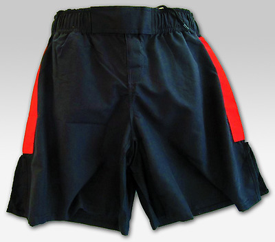 Black Grappling Shorts