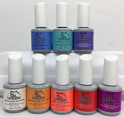 IBD Just Gel Polish - DESTINATION 2017 Collection- Pick Any Color