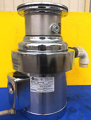 INSINKERATOR SS-150-36 1.5HP Commercial Garbage Disposal IN SINK ERATOR FREESHIP