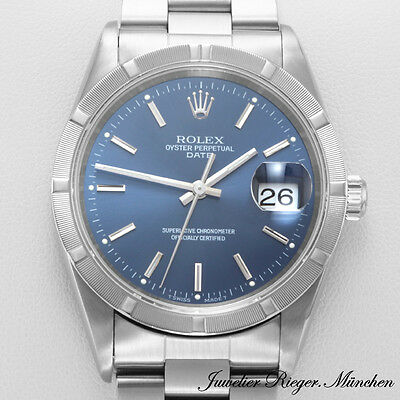 rolex uhr date edelstahl automatik stahl herren damen datejust datum eur picclick at. Black Bedroom Furniture Sets. Home Design Ideas