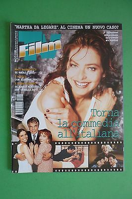 Magazine Film Tv N.5/1999 Ornella Muti David Mamet Will Smith
