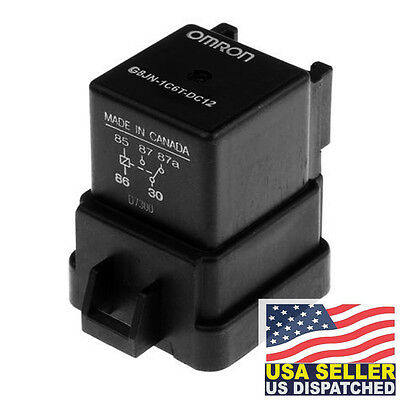 Omron Electronic Components G8Jn-1C6T-Dc12 Automotive Relay, Spdt, 12Vdc, 35A