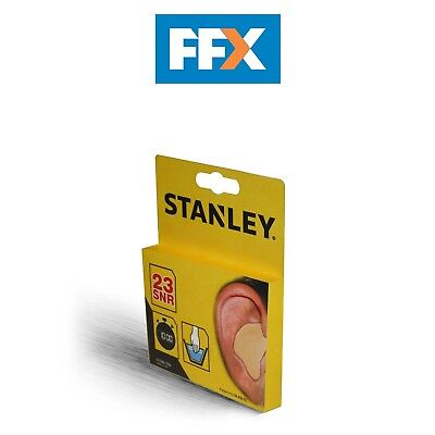 Stanley SY330-TBX EU Custom Moulded Tappi per le orecchie